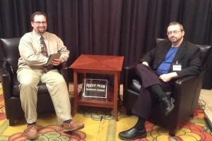 Derek Gilbert and Ken Johnson