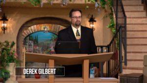 Derek speaks on Joshua's War Against the Giants @ Morningside Church